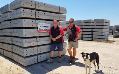 Who are ACP and how we began making concrete fence posts.