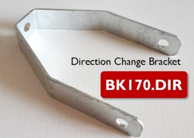 BK.DIR – Direction Change Strainer Bracket