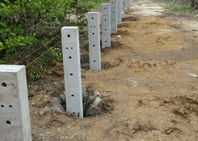 ACP Posts as Bollards Bundaberg 00