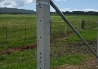 ACP Trellis Support Post A