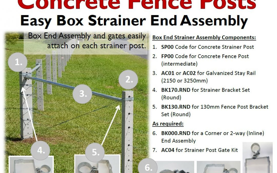 AC00 – Stay and Cattle Rail