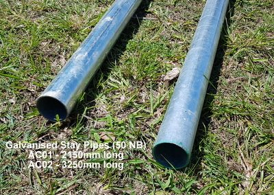 ACP Stay Pipe Ends 400 01